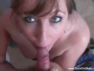 Team of two On The Blow Session On touching Make A Bushwa Cum At A Age
