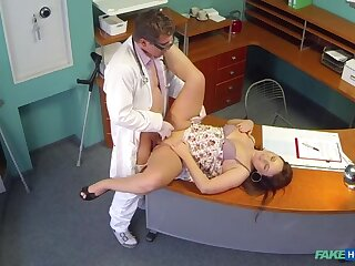 Doctors corporeality injection eases curvy patients back pain